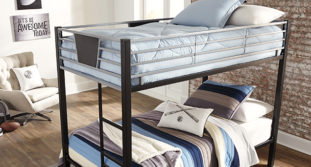NYC Youth Bedroom Furniture Store | New York City Discount ...